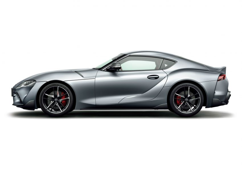 A90 Toyota GR Supra launched in Japan – 2.0L and 3.0L engines; three grade levels; from 4.9 million yen Image #960968