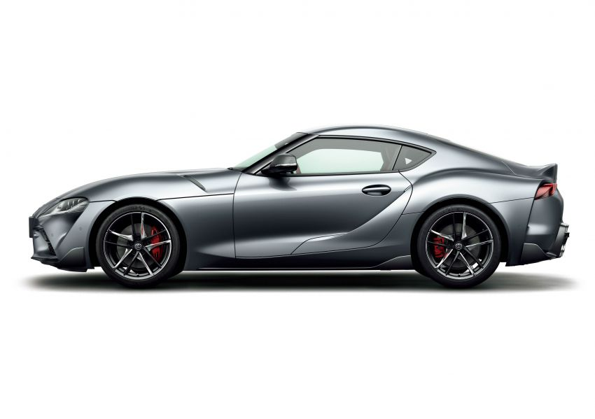 A90 Toyota GR Supra launched in Japan – 2.0L and 3.0L engines; three grade levels; from 4.9 million yen Image #960969