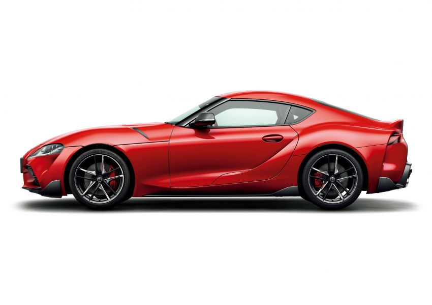 A90 Toyota GR Supra launched in Japan – 2.0L and 3.0L engines; three grade levels; from 4.9 million yen Image #960971