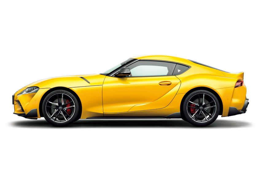 A90 Toyota GR Supra launched in Japan – 2.0L and 3.0L engines; three grade levels; from 4.9 million yen Image #960972