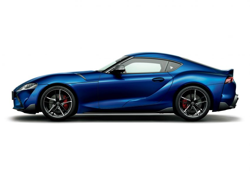 A90 Toyota GR Supra launched in Japan – 2.0L and 3.0L engines; three grade levels; from 4.9 million yen Image #960973