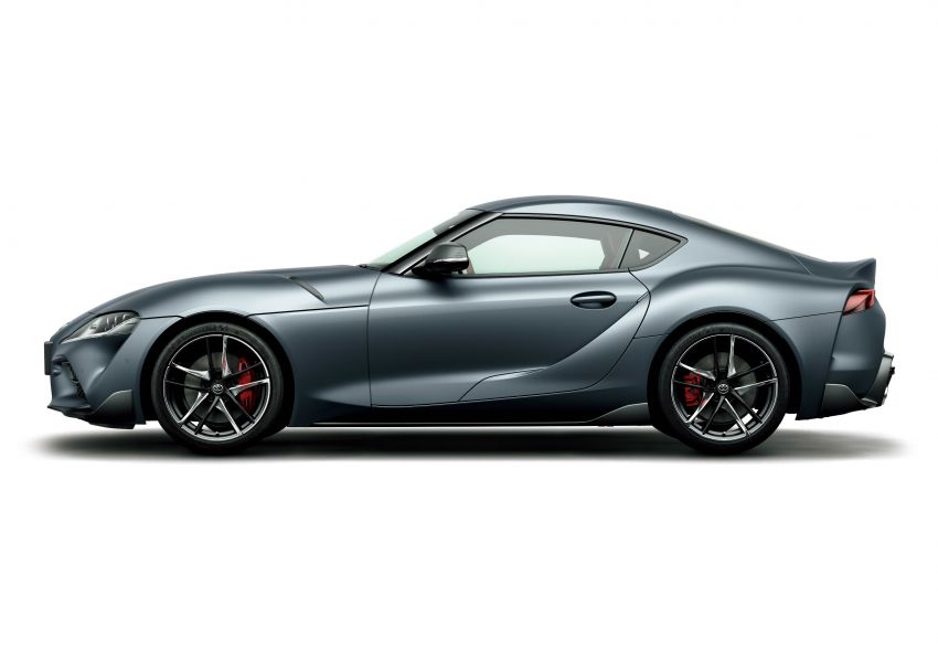 A90 Toyota GR Supra launched in Japan – 2.0L and 3.0L engines; three grade levels; from 4.9 million yen Image #960974
