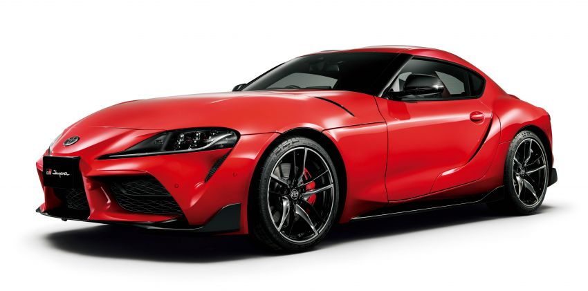 A90 Toyota GR Supra launched in Japan – 2.0L and 3.0L engines; three grade levels; from 4.9 million yen Image #960975