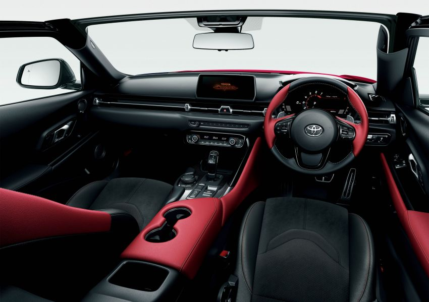 A90 Toyota GR Supra launched in Japan – 2.0L and 3.0L engines; three grade levels; from 4.9 million yen Image #960977