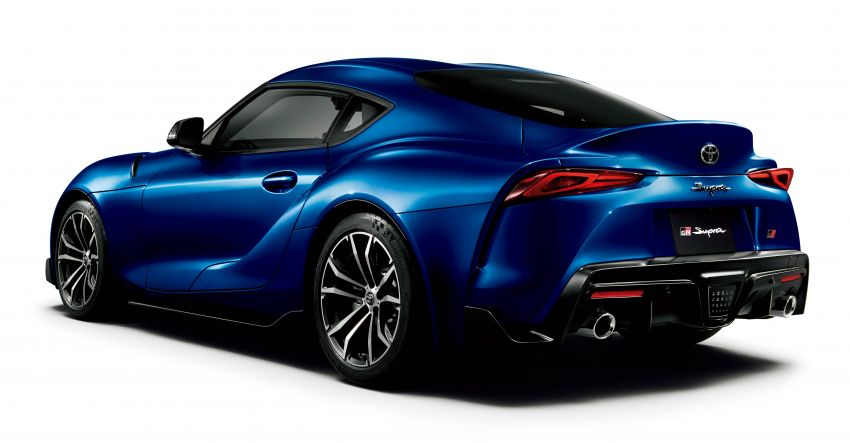 A90 Toyota GR Supra launched in Japan – 2.0L and 3.0L engines; three grade levels; from 4.9 million yen Image #960980