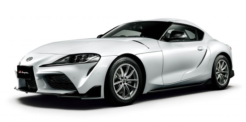 A90 Toyota GR Supra launched in Japan – 2.0L and 3.0L engines; three grade levels; from 4.9 million yen Image #960983
