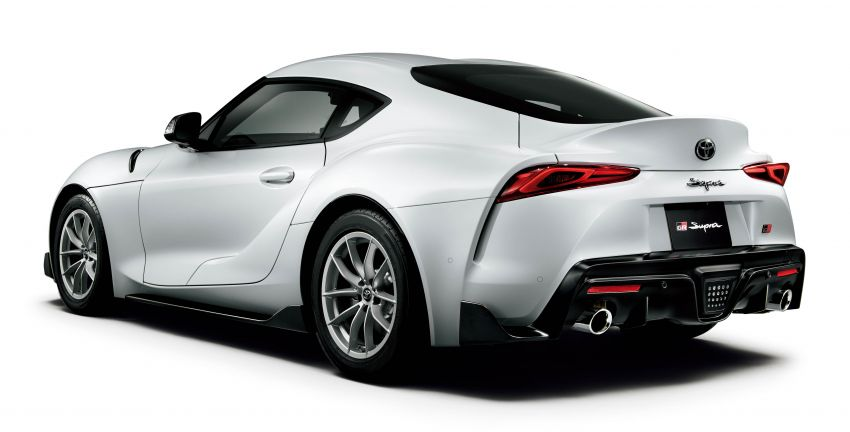 A90 Toyota GR Supra launched in Japan – 2.0L and 3.0L engines; three grade levels; from 4.9 million yen Image #960984