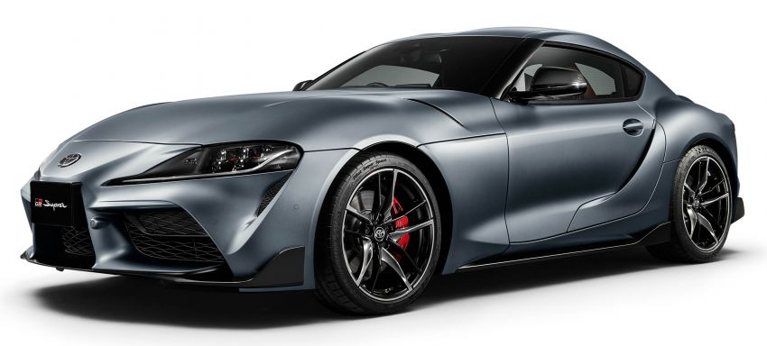 A90 Toyota GR Supra launched in Japan – 2.0L and 3.0L engines; three grade levels; from 4.9 million yen Image #960991
