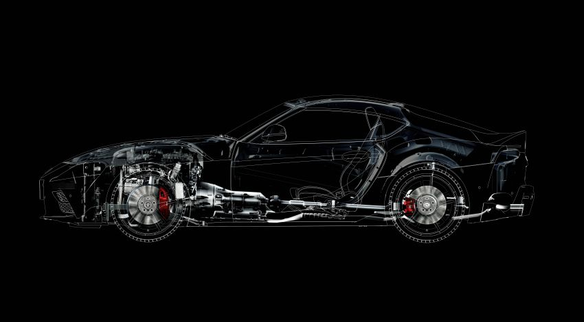 A90 Toyota GR Supra launched in Japan – 2.0L and 3.0L engines; three grade levels; from 4.9 million yen Image #960957