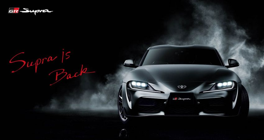 A90 Toyota GR Supra launched in Japan – 2.0L and 3.0L engines; three grade levels; from 4.9 million yen Image #960993