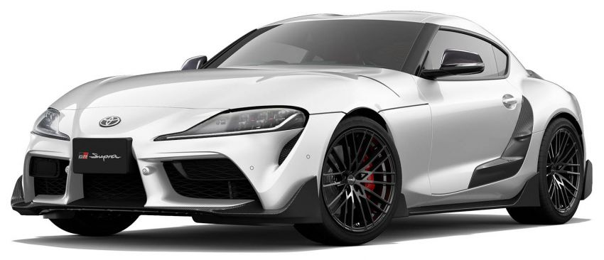 A90 Toyota GR Supra launched in Japan – 2.0L and 3.0L engines; three grade levels; from 4.9 million yen Image #961062