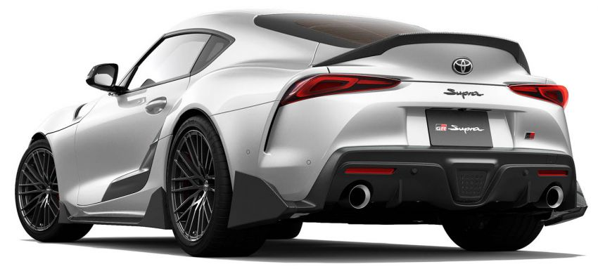 A90 Toyota GR Supra launched in Japan – 2.0L and 3.0L engines; three grade levels; from 4.9 million yen Image #961063