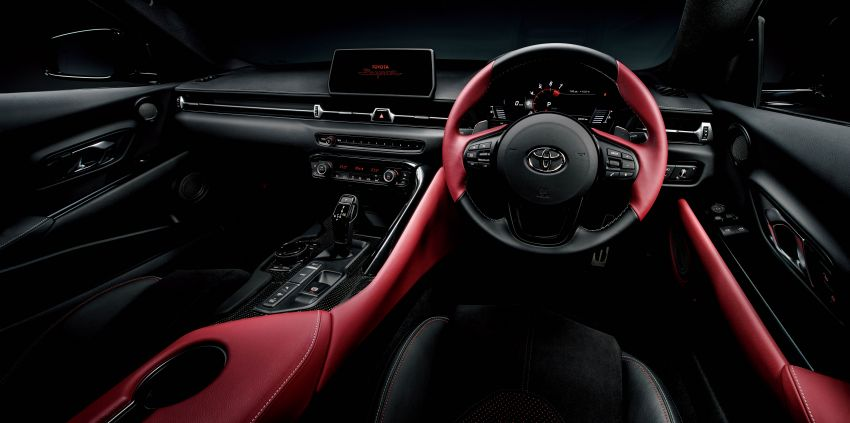 A90 Toyota GR Supra launched in Japan – 2.0L and 3.0L engines; three grade levels; from 4.9 million yen Image #960961