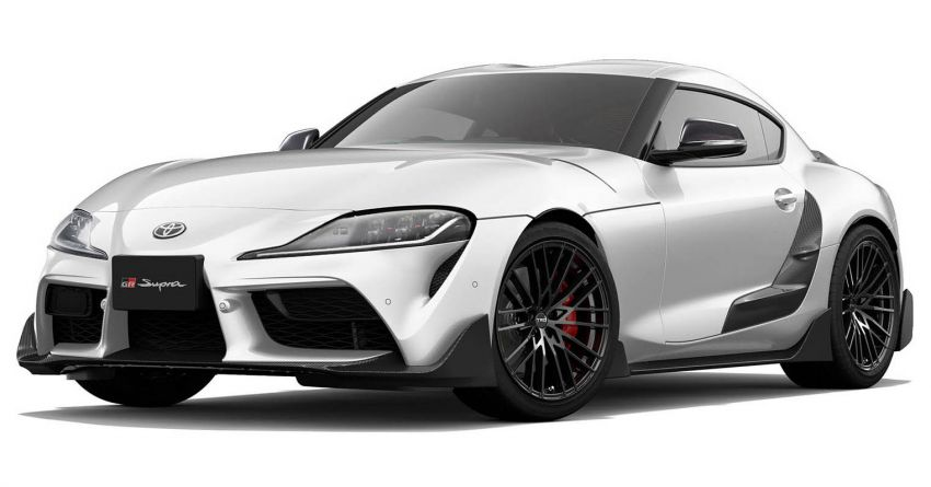 A90 Toyota GR Supra launched in Japan – 2.0L and 3.0L engines; three grade levels; from 4.9 million yen Image #961076