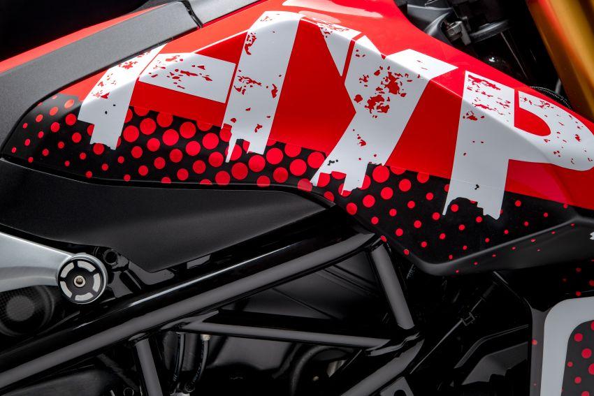 Ducati Hypermotard 950 Concept wins show prize Image #964065