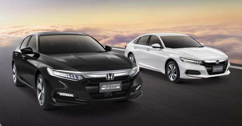 2019 Honda Accord Thai prices confirmed: RM194k for Turbo EL, RM216k for Hybrid, RM237k for Hybrid Tech Image #960714