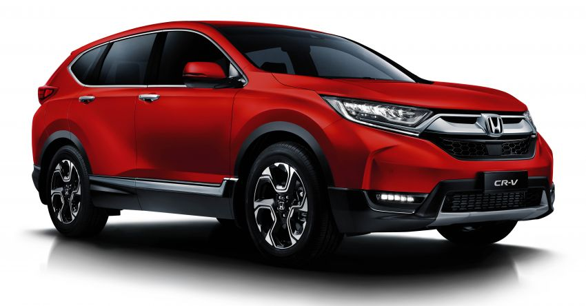 Honda Malaysia sold 28,000 cars during Jan-April 2019 period – City, CR-V and Jazz gain Passion Red Pearl Image #958252