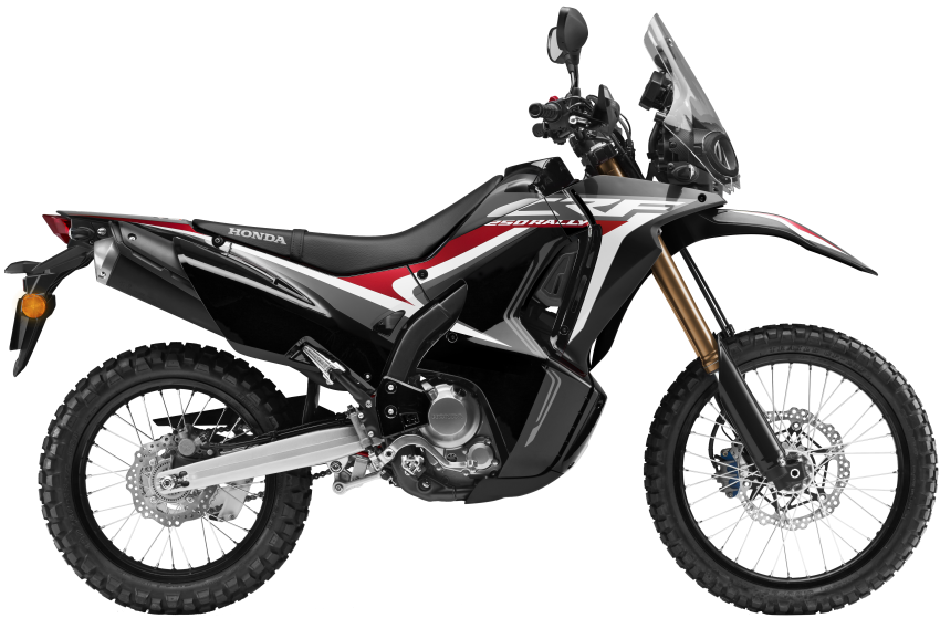 2019 Honda CB250R and CRF250 Rally updated  – priced from RM22,999 and RM26,999, respectively Image #960510