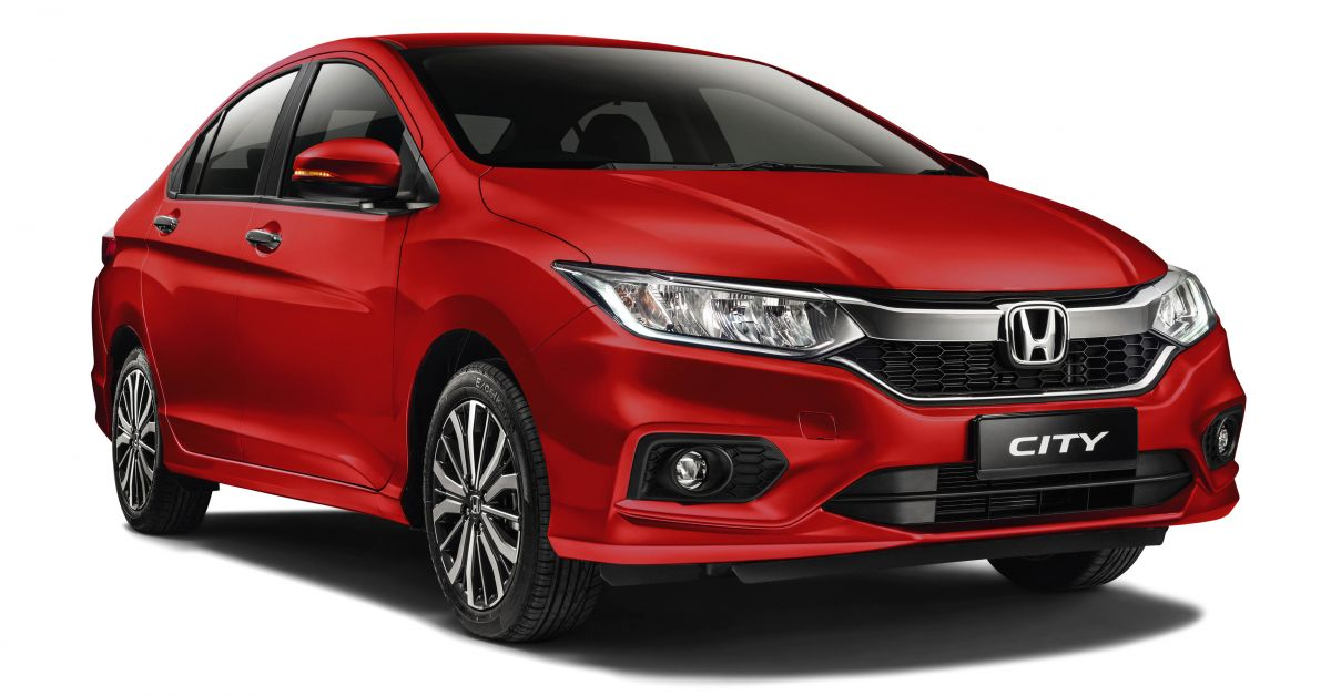 Honda Malaysia sold 28,000 cars during Jan-April 2019 period - City, CR-V and Jazz gain Passion ...