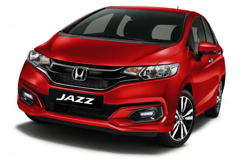 Honda Malaysia sold 28,000 cars during Jan-April 2019 period – City, CR-V and Jazz gain Passion Red Pearl Image #958253