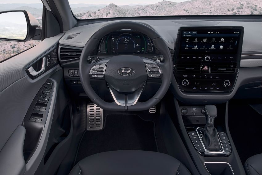2019 Hyundai Ioniq facelift gets detailed – styling and equipment updates; EV version gains larger battery Image #956799