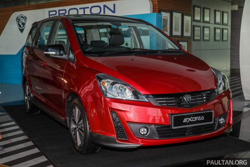 2019 Proton Exora RC launched – MPV updated with 'Hi, Proton', new kit, lowered price from RM59,800 Image #964287