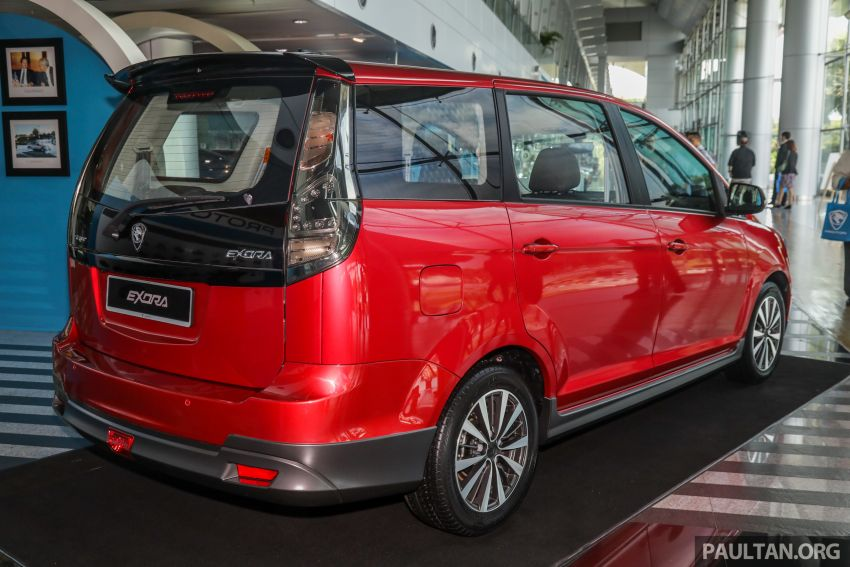 2019 Proton Exora RC launched – MPV updated with 'Hi, Proton', new kit, lowered price from RM59,800 Image #964288