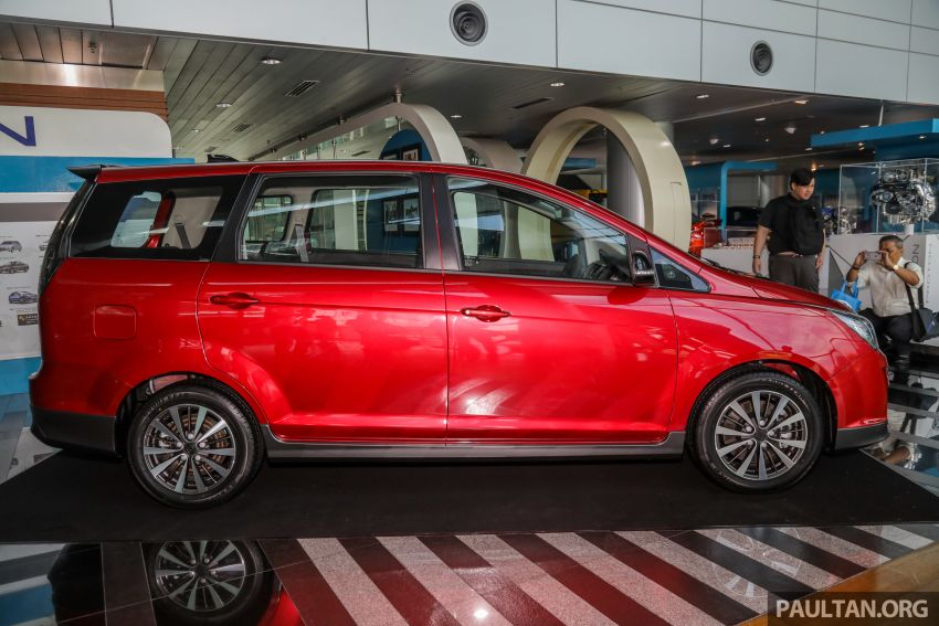 2019 Proton Exora RC launched – MPV updated with 'Hi, Proton', new kit, lowered price from RM59,800 Image #964289