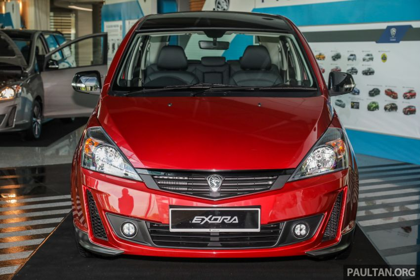 2019 Proton Exora RC launched – MPV updated with 'Hi, Proton', new kit, lowered price from RM59,800 Image #964291