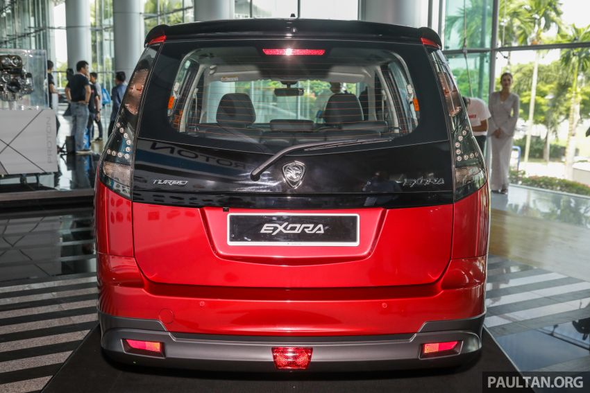 2019 Proton Exora RC launched – MPV updated with 'Hi, Proton', new kit, lowered price from RM59,800 Image #964292