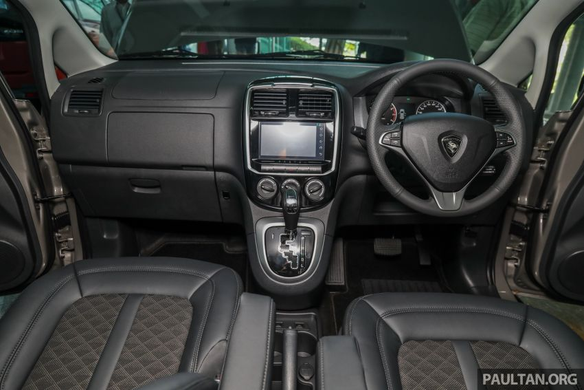 2019 Proton Exora RC launched – MPV updated with 'Hi, Proton', new kit, lowered price from RM59,800 Image #964294