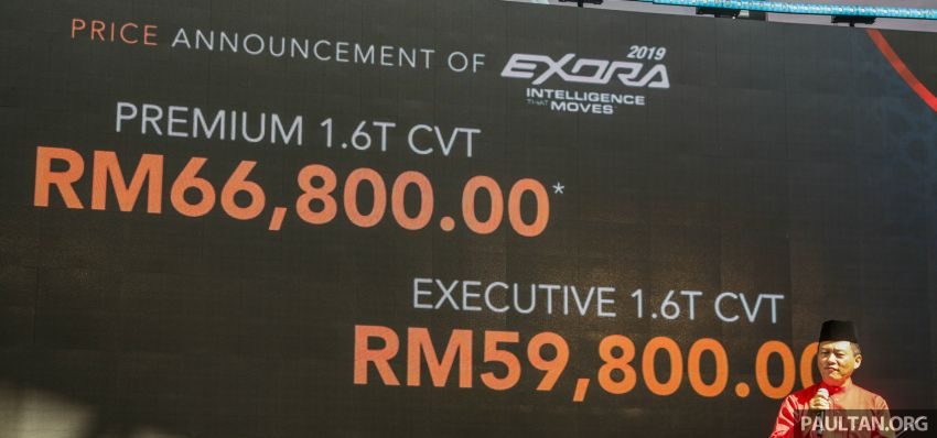 2019 Proton Exora RC launched – MPV updated with 'Hi, Proton', new kit, lowered price from RM59,800 Image #964393