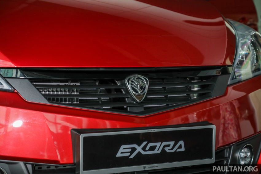 2019 Proton Exora RC launched – MPV updated with 'Hi, Proton', new kit, lowered price from RM59,800 Image #966825