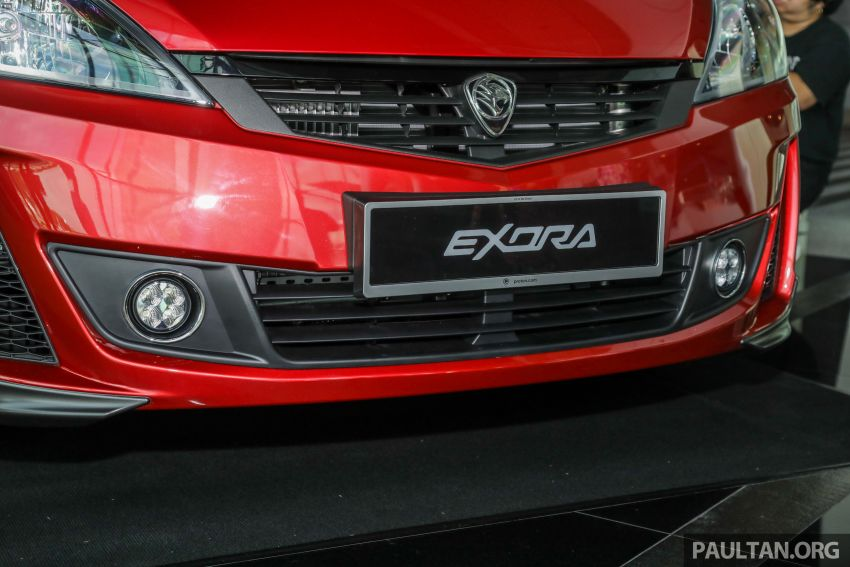 2019 Proton Exora RC launched – MPV updated with 'Hi, Proton', new kit, lowered price from RM59,800 Image #966826