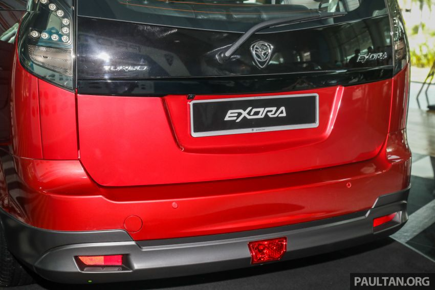 2019 Proton Exora RC launched – MPV updated with 'Hi, Proton', new kit, lowered price from RM59,800 Image #966833