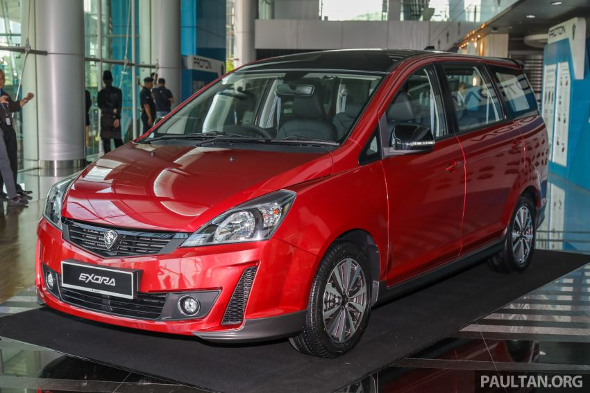 2019 Proton Exora RC launched – MPV updated with 'Hi, Proton', new kit, lowered price from RM59,800 Image #966816