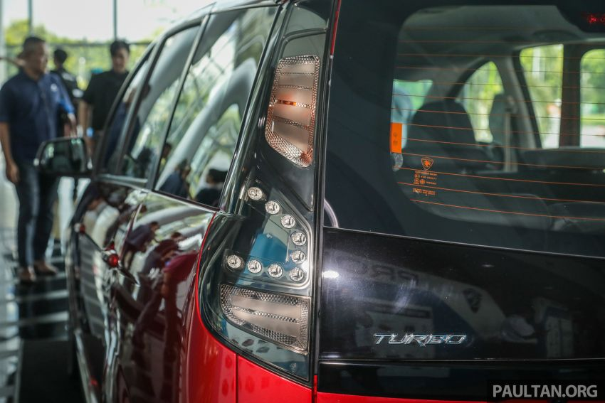 2019 Proton Exora RC launched – MPV updated with 'Hi, Proton', new kit, lowered price from RM59,800 Image #966834