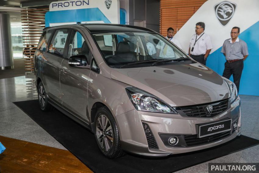 2019 Proton Exora RC launched – MPV updated with 'Hi, Proton', new kit, lowered price from RM59,800 Image #966844