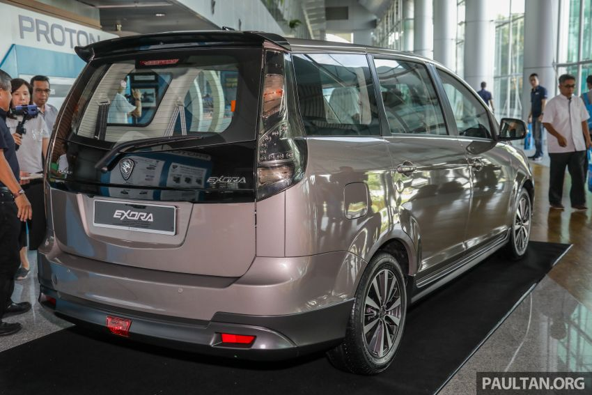 2019 Proton Exora RC launched – MPV updated with 'Hi, Proton', new kit, lowered price from RM59,800 Image #966845