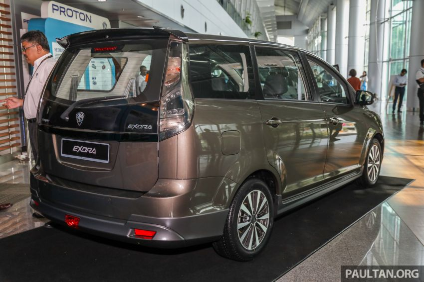 2019 Proton Exora RC launched – MPV updated with 'Hi, Proton', new kit, lowered price from RM59,800 Image #966847