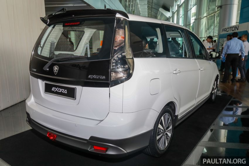 2019 Proton Exora RC launched – MPV updated with 'Hi, Proton', new kit, lowered price from RM59,800 Image #966849