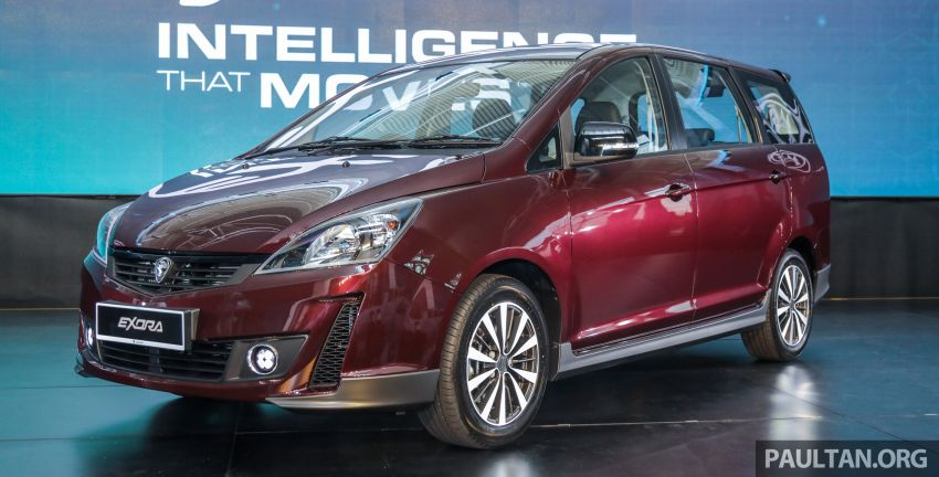 2019 Proton Exora RC launched – MPV updated with 'Hi, Proton', new kit, lowered price from RM59,800 Image #966850