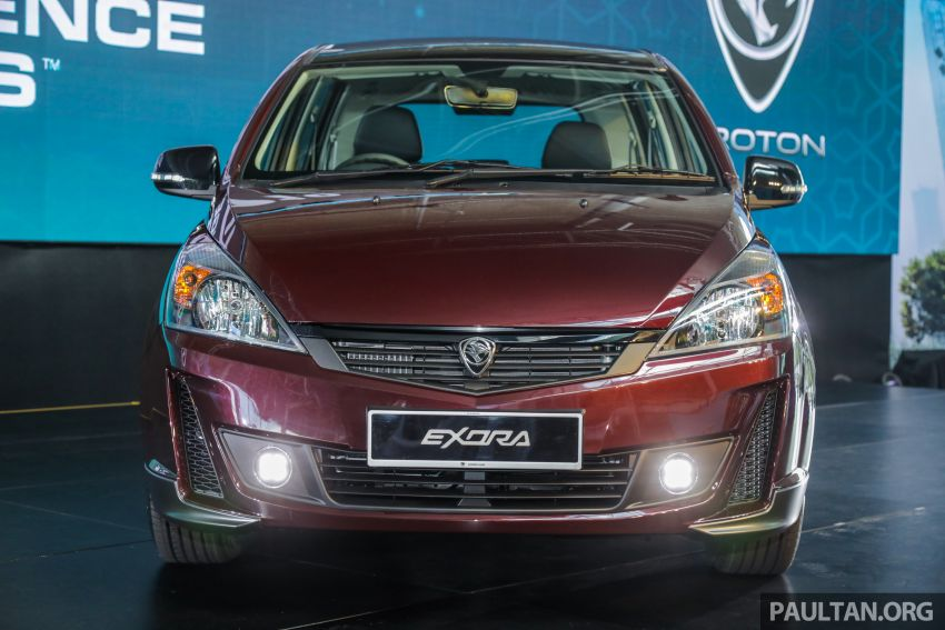 2019 Proton Exora RC launched – MPV updated with 'Hi, Proton', new kit, lowered price from RM59,800 Image #966853