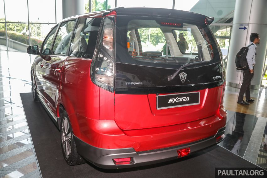 2019 Proton Exora RC launched – MPV updated with 'Hi, Proton', new kit, lowered price from RM59,800 Image #966818
