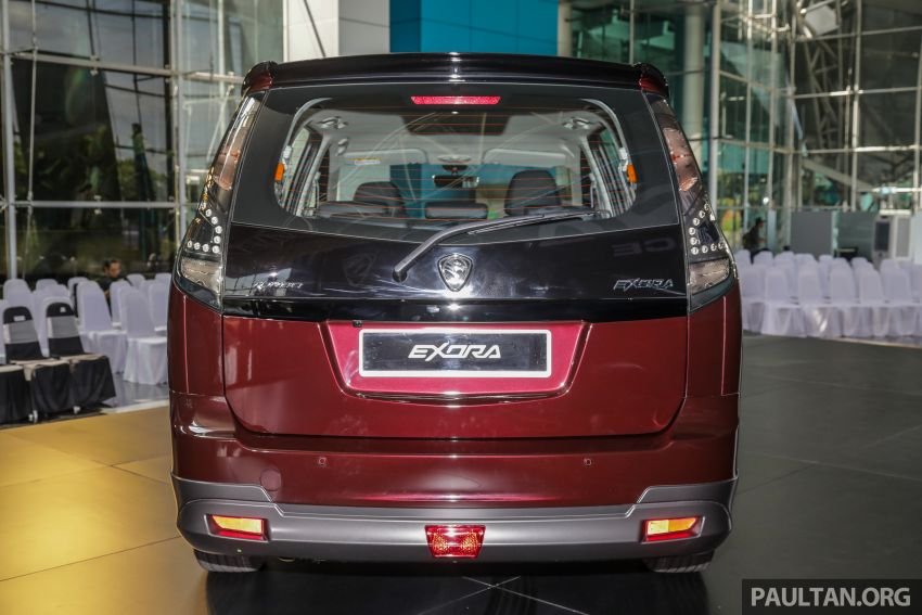 2019 Proton Exora RC launched – MPV updated with 'Hi, Proton', new kit, lowered price from RM59,800 Image #966854