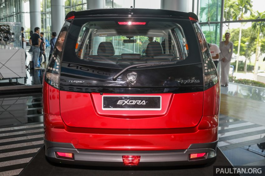 2019 Proton Exora RC launched – MPV updated with 'Hi, Proton', new kit, lowered price from RM59,800 Image #966821