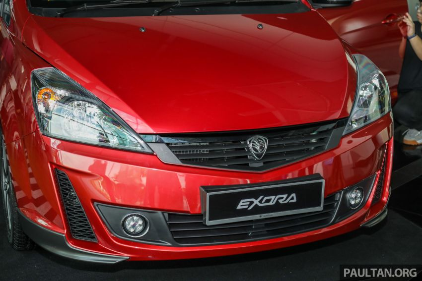 2019 Proton Exora RC launched – MPV updated with 'Hi, Proton', new kit, lowered price from RM59,800 Image #966822