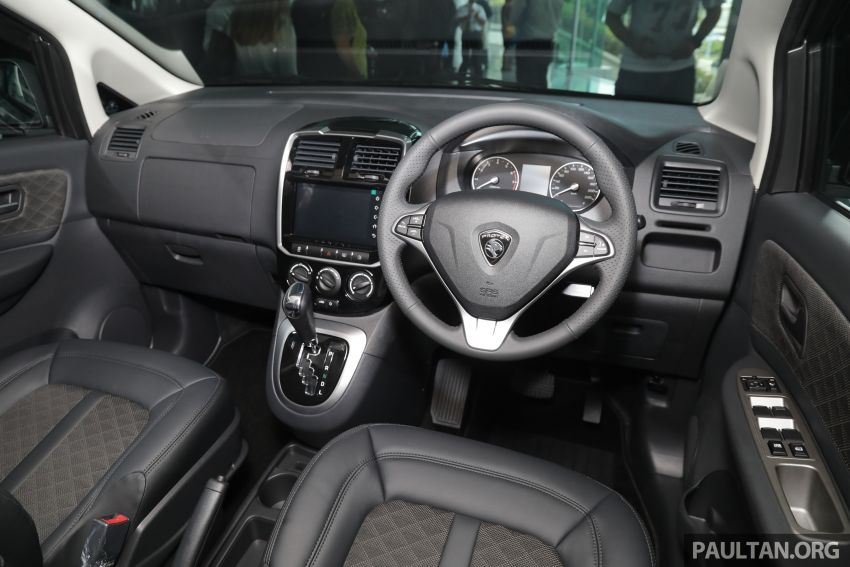 2019 Proton Exora RC launched – MPV updated with 'Hi, Proton', new kit, lowered price from RM59,800 Image #966868