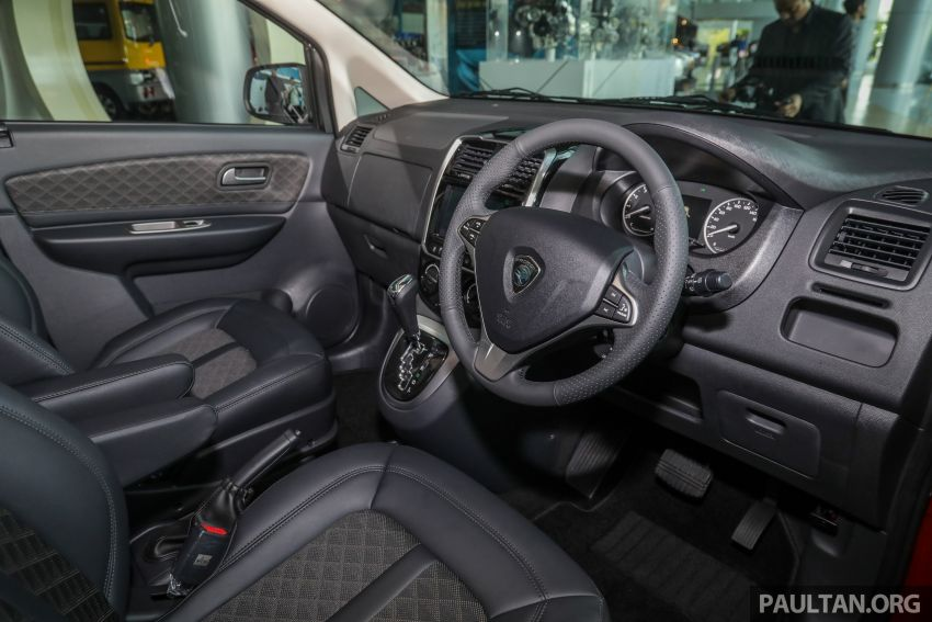 2019 Proton Exora RC launched – MPV updated with 'Hi, Proton', new kit, lowered price from RM59,800 Image #966856