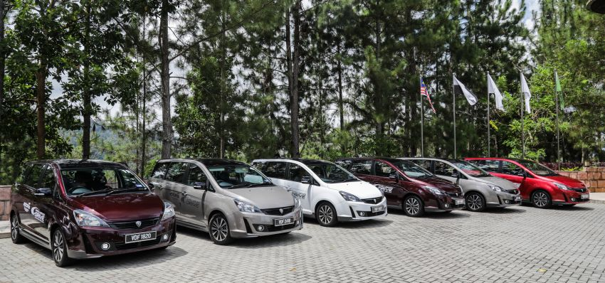 2019 Proton Exora RC launched – MPV updated with 'Hi, Proton', new kit, lowered price from RM59,800 Image #966908